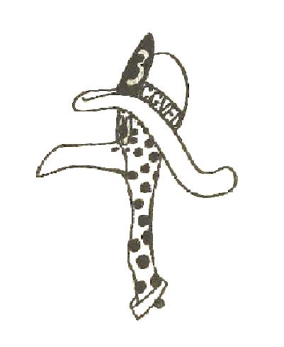 Chena's First Mascot